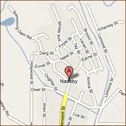 naseby accommodation